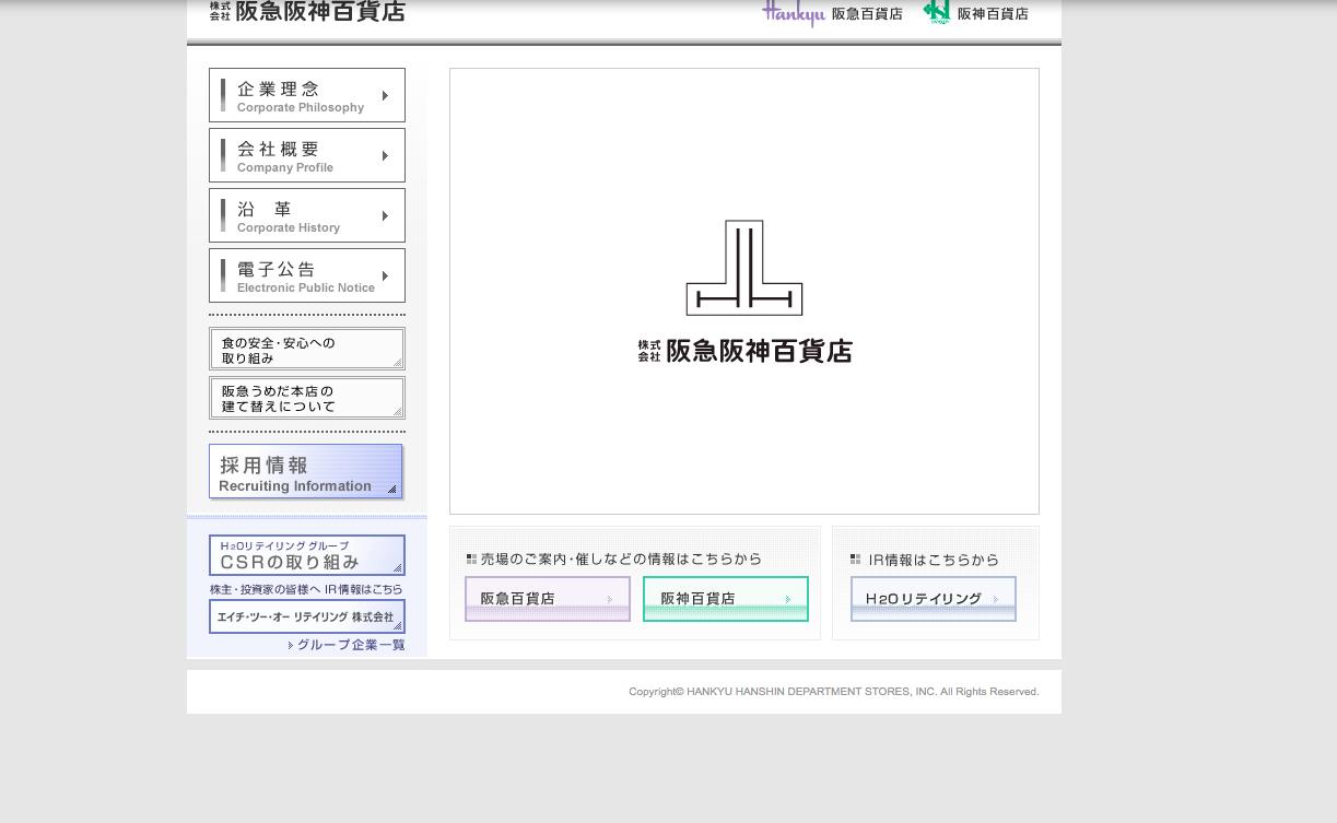 阪急阪神百貨店の評判・口コミ