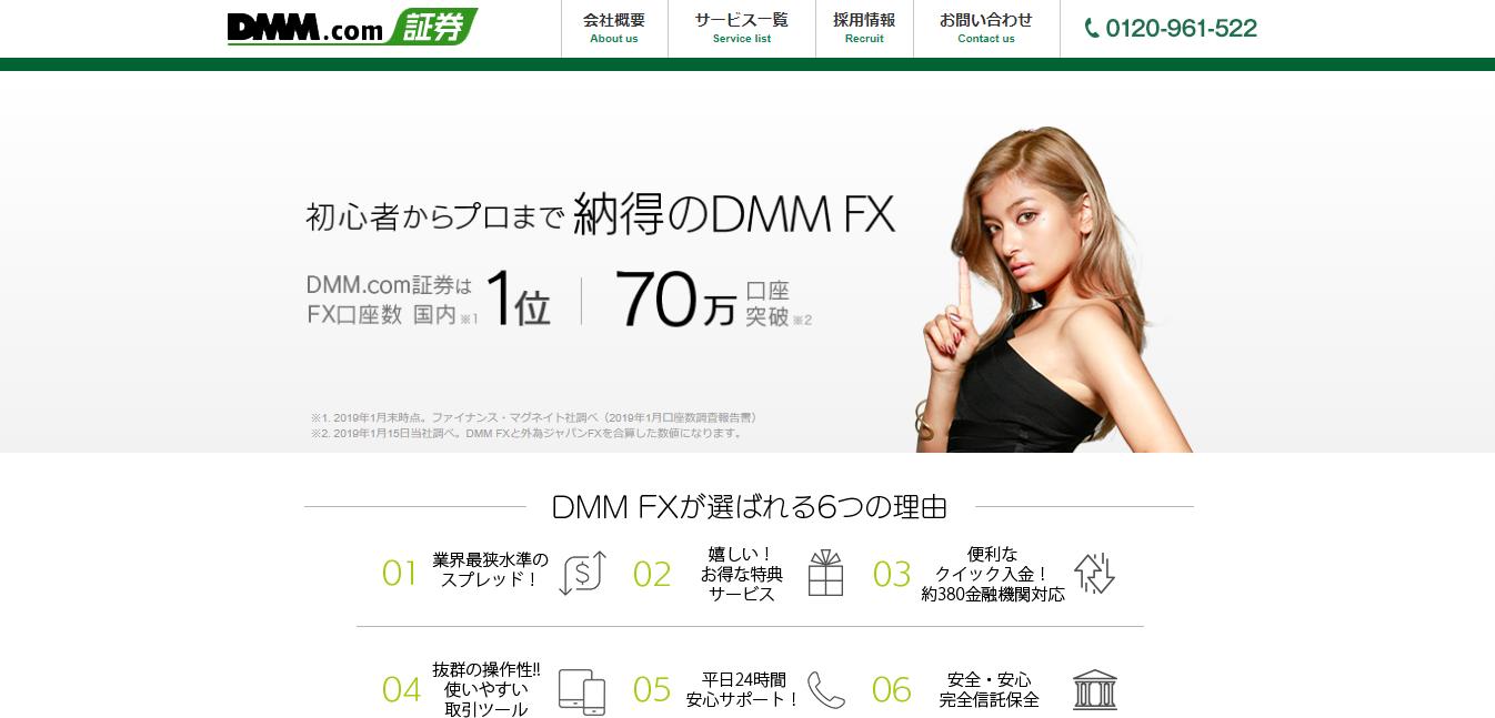 Dmm.com証券の評判・口コミ