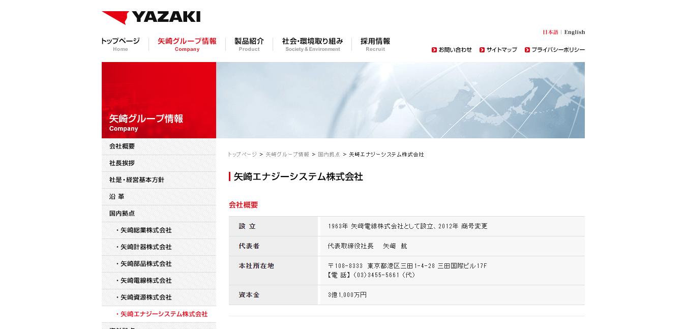 妻から見た矢崎エナジーシステムの評判・口コミは?