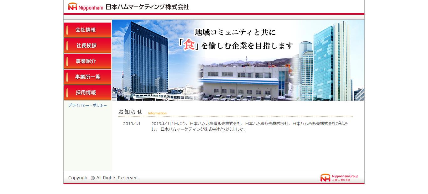 日本ハムマーケティングの評判・口コミは?